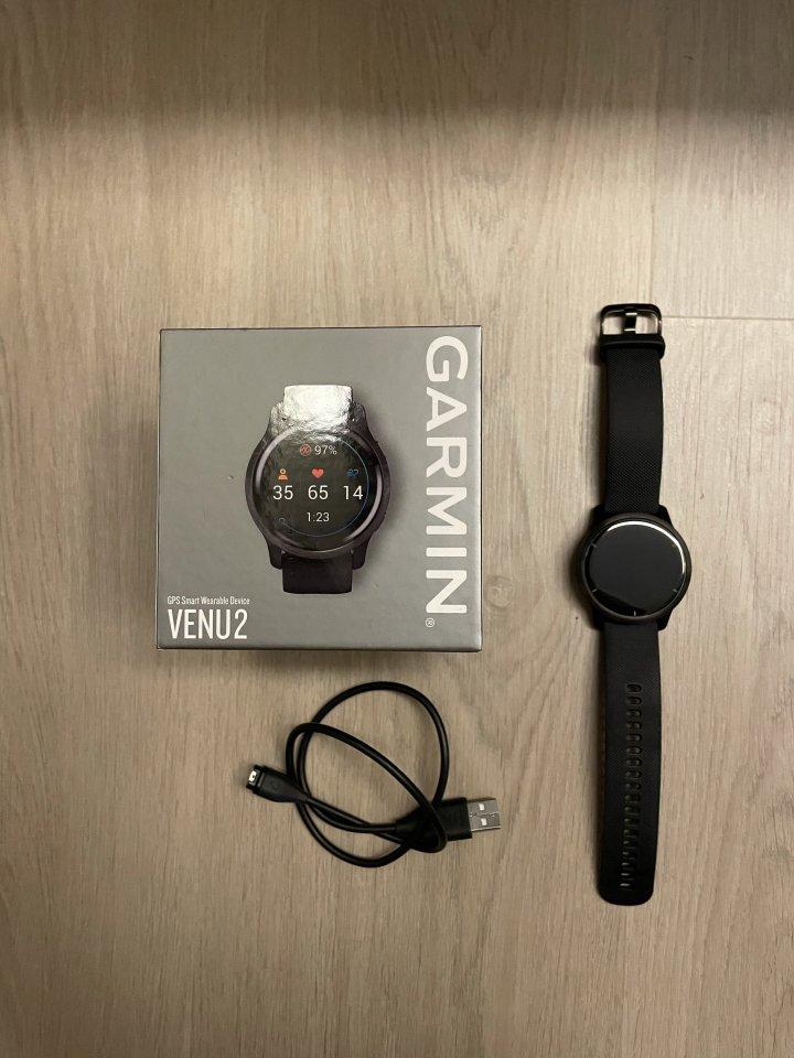 【Garmin】venu 2 GPS 智慧腕錶 血氧偵測 venu2