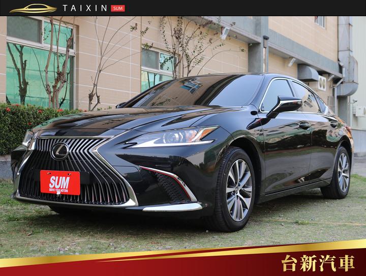 台南小林-ES200 僅跑2萬 一手車 原鈑件 原廠保養 里程保證 新車保固