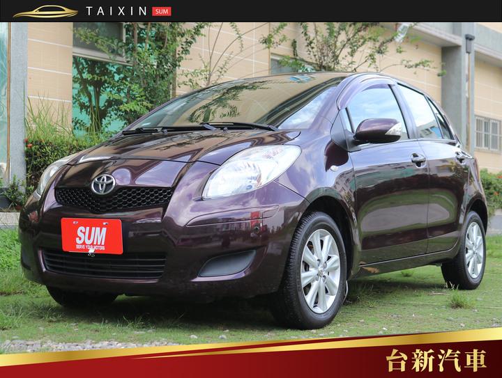 台南小林-頂級G版 IKEY 恆溫 影音 僅跑5萬6 一手車 原鈑件 里程保證