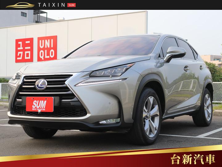 台南小林-NX300h 跑8萬7 原鈑件 原廠保養 里程保證 內外維護漂亮