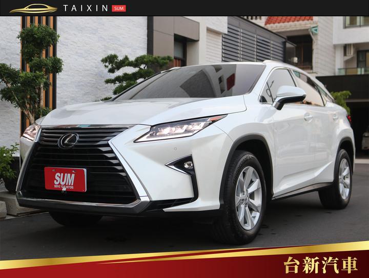 台南小林-RX200T 原鈑件 跑9萬 原廠保養 里程保證 車況健康 氣氛不錯