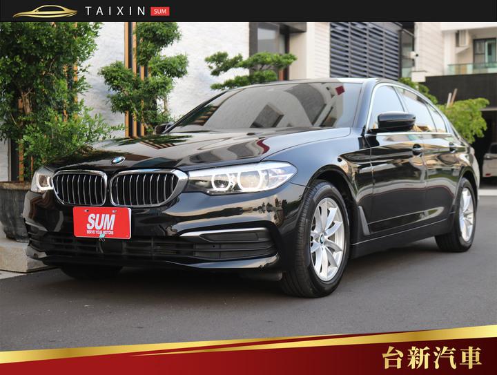 台南小林-520D 2020年式 5AT自動駕駛 僅跑一萬五 一手車 原版件 原廠保養 里程保證 新車保固中