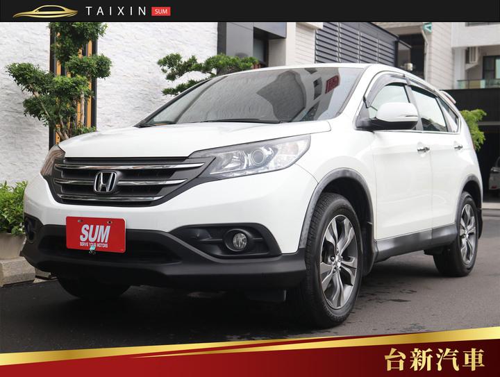 台南小林-CR-V 2.4 二傳頂級天窗 原版件 跑十二萬 里程保證 升級影音