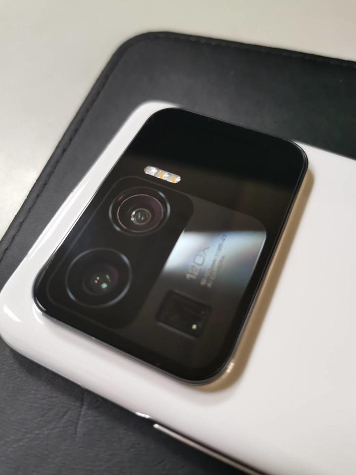 小米11 ultra 12G+256G 白色套裝版