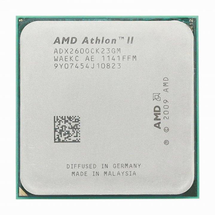 Athlon II X2 3.2G處理器+華碩M4N68T-M V2主機板+創見4GB記憶體【良品、附風扇 與 擋板】