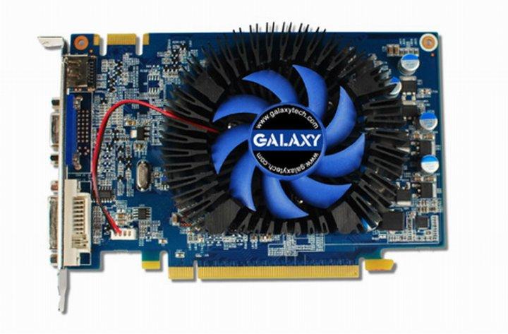 影馳 GALAX GTS450 SE 1GB DDR3中階顯示卡、GTS450繪圖核心、128Bit、3D高效遊戲推薦卡