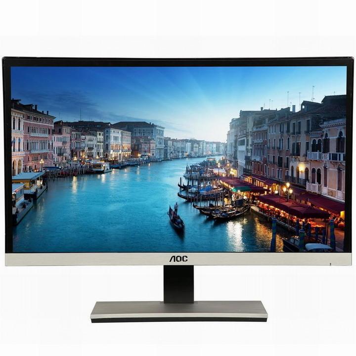 AOC I2267FW  22吋 IPS 顯示器、Full HD、超窄邊框設計、輕薄極簡、D-Sub與DVI雙輸入介面