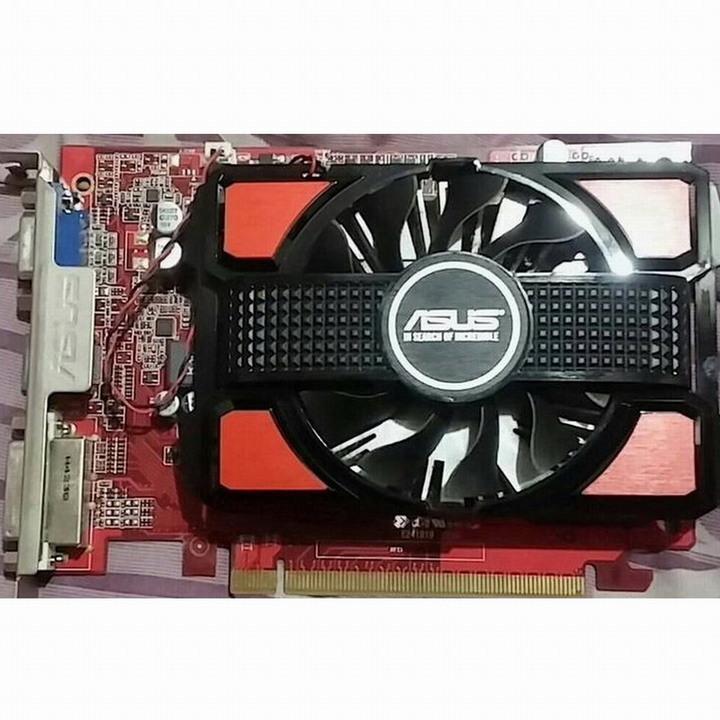 ASUS 華碩 R7250-1GD5 顯示卡、Radeon R7 250晶片、1GB、DDR5、128Bit、PCI-E