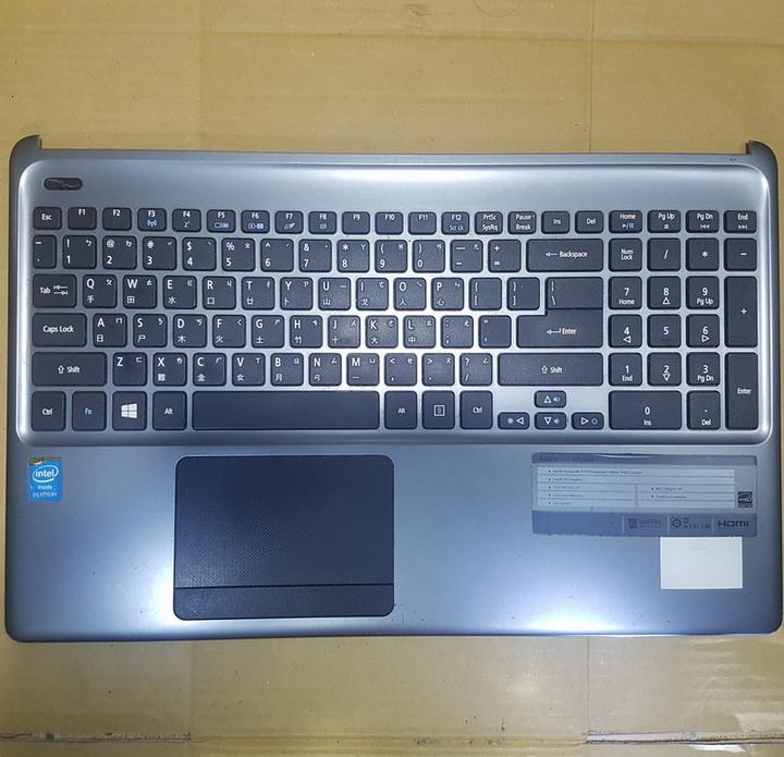 宏碁 Aspire E1-530 筆電 C殼含鍵盤、拆機良品