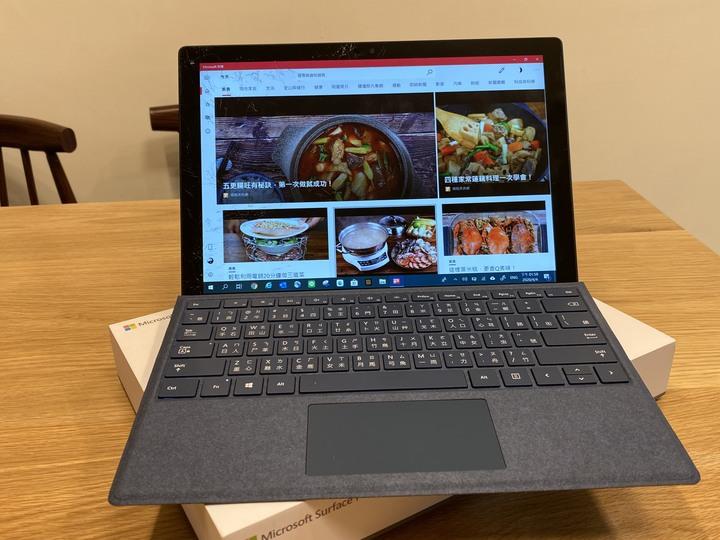 Surface Pro 6 (i5-8250U/8G/256G/W10/黑色)
