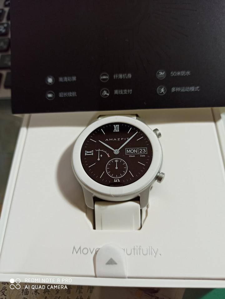 Amazfit gtr 米動智慧手錶