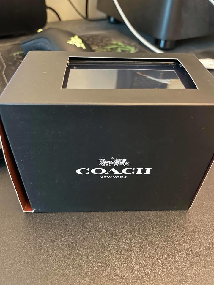 COACH 手錶