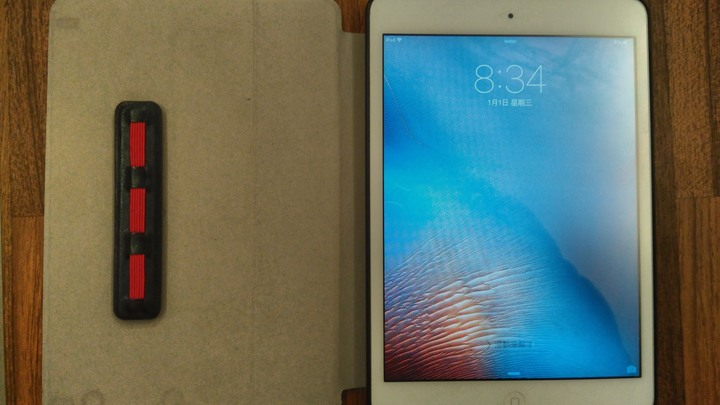 iPad mini一代 32G LTE版 銀色