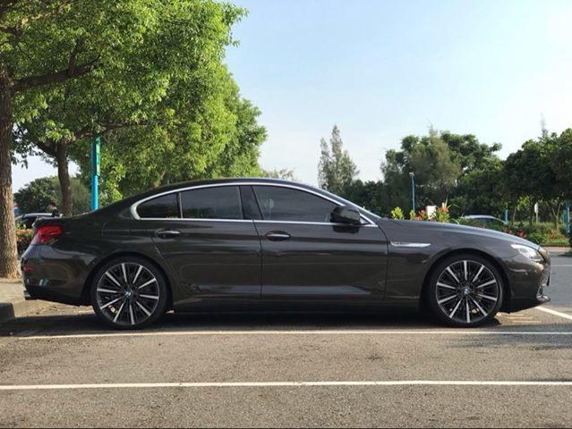幫朋友代PO BMW 6 series 640i Gran Coupe 特仕版 2016年式 汎德總代理 非水貨