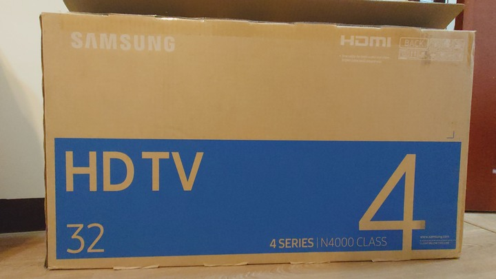 三星32吋電視