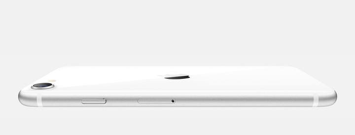 iPhone SE (2020) 64GB 白/黑