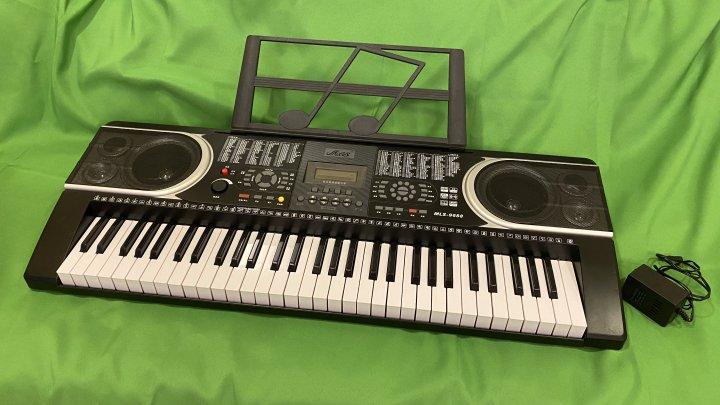 MLS9688 美樂斯 銷售冠軍 MP3麥克風彈唱 電鋼琴厚鍵 標準61鍵電子琴 非手捲鋼琴 高音質音色試聽