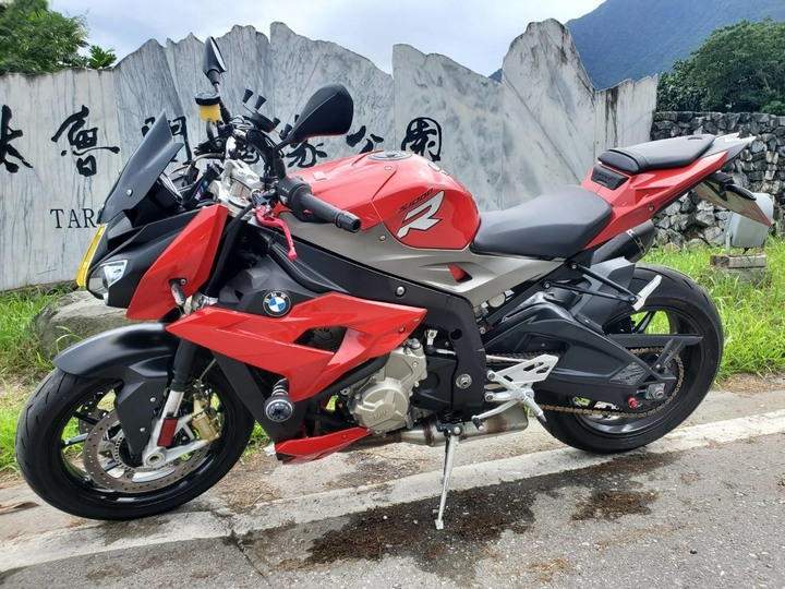 BMW S1000R ABS TCS
