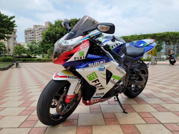 SUZUKI GSX-R1000 阿魯 L3