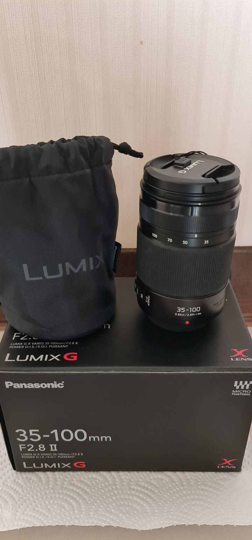 Panasonic LUMIX G X VARIO 35-100mm F2.8 II Power OIS 二代鏡頭