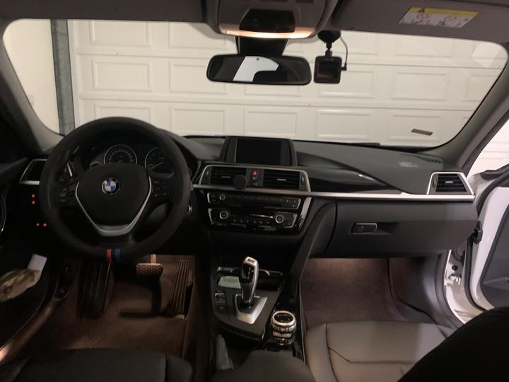 2017 BMW 318i 總代理 保固中 車庫車 自售 F30 新竹台北看車 買到賺到