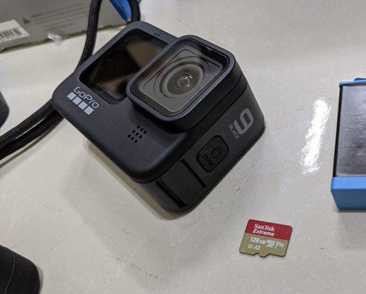 [免運費] GoPro Hero 9 Black 全配 少用 不拆賣