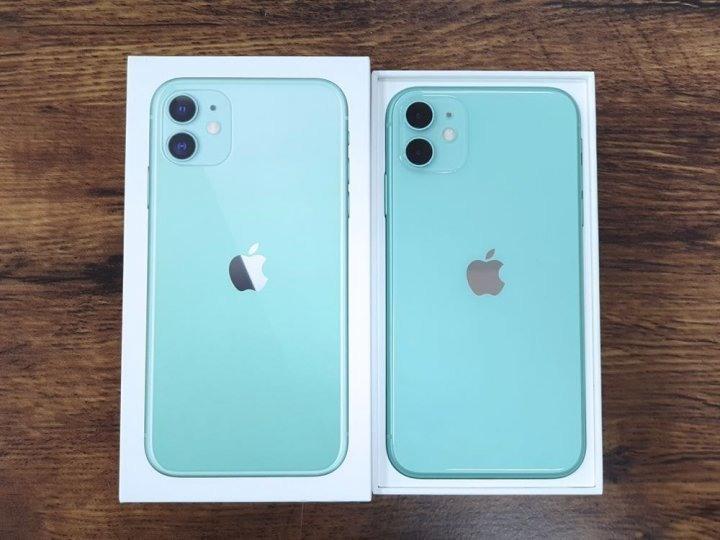 iPhone 11 綠色128G 前幾天3/27購入 新竹市可面交
