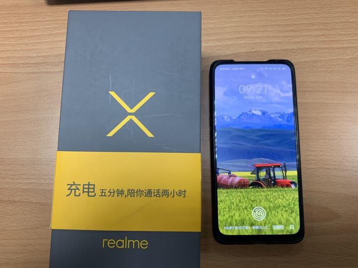 OPPO realme X 4G/64G