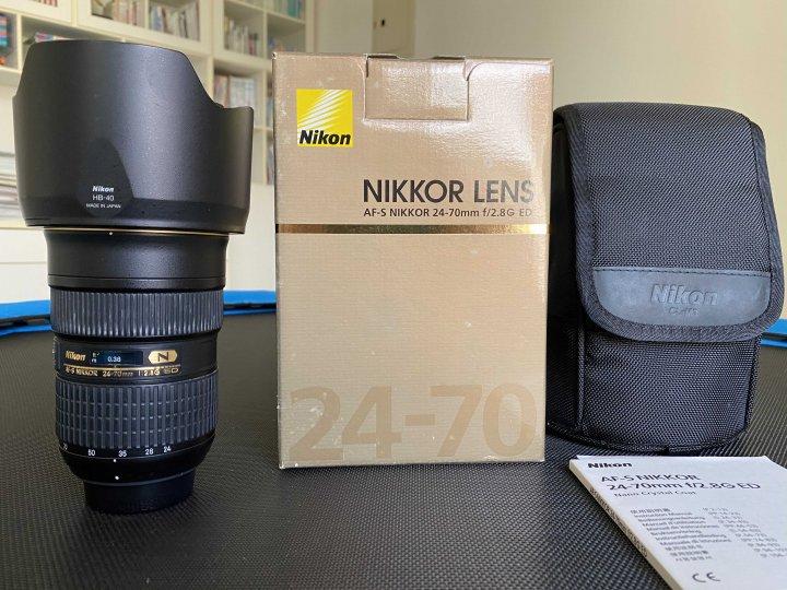 Nikon 24-70mm
