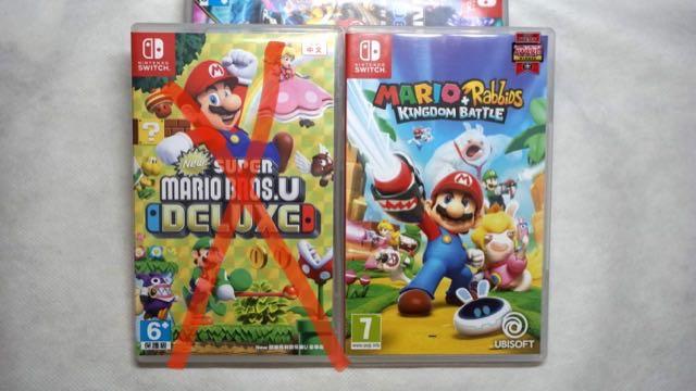 出售 NS 遊戲數片