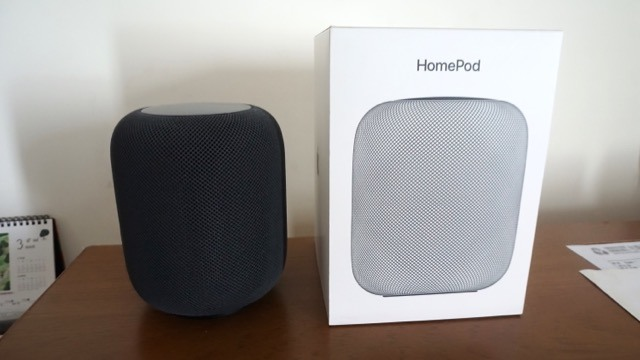 Apple HomePod 黑色 含 AppleCare+