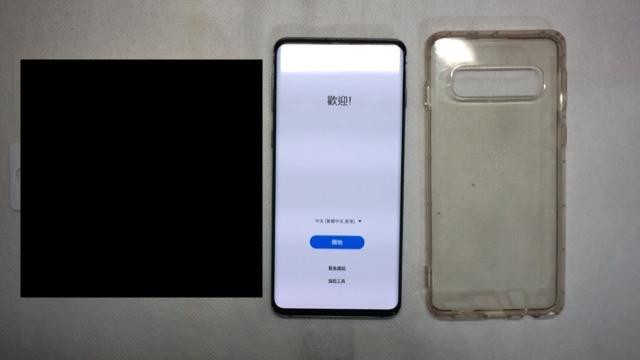 三星 Samsung S10 8g+128g 黑色 陸版 已改為港版 高通S855