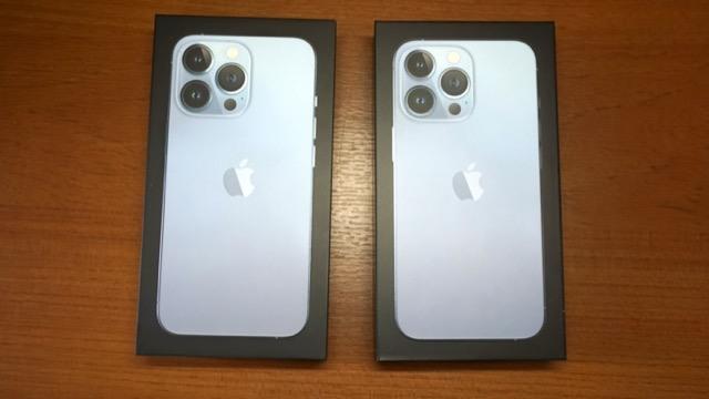 現貨交易,蘋果 Apple iPhone 13 Pro 128g 天峰藍