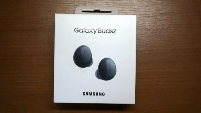 三星 Galaxy Buds 2 石墨黑