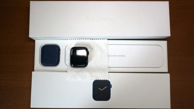 蘋果 Apple Watch 6 44mm 藍色 AC+ 到111/12/1日