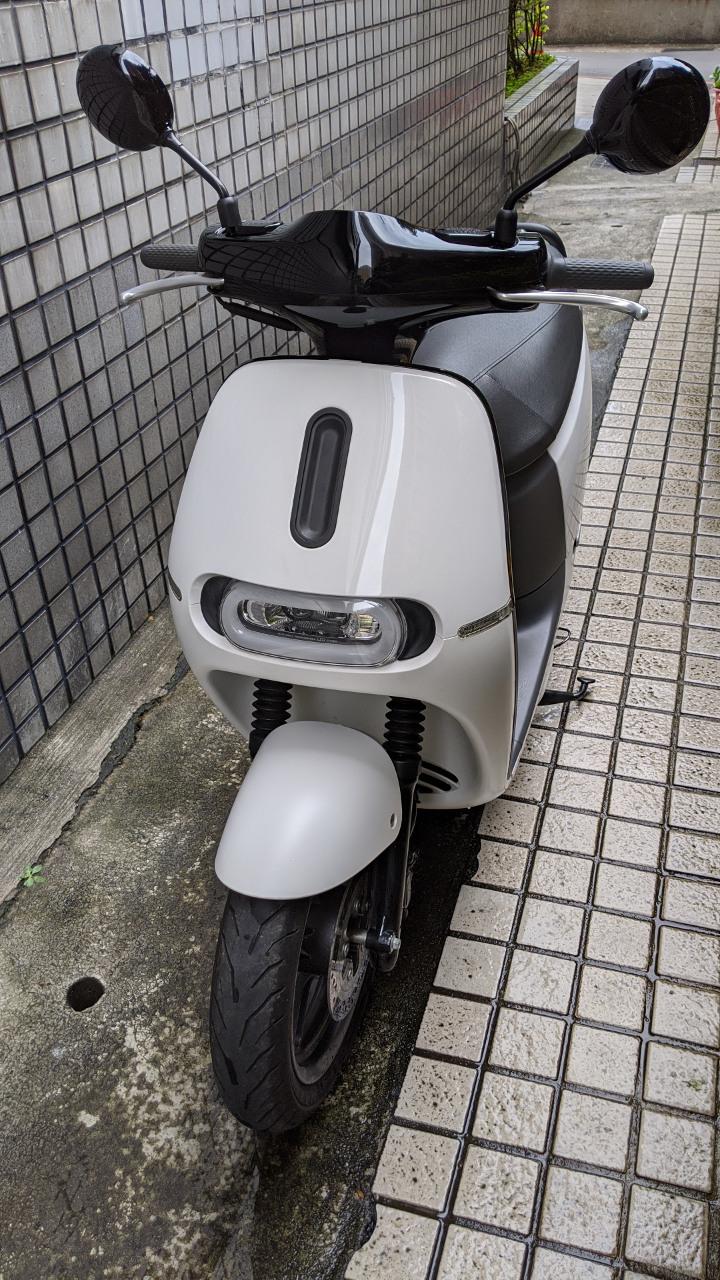 Gogoro 2 Plus, 2017/8車, 總里程3061