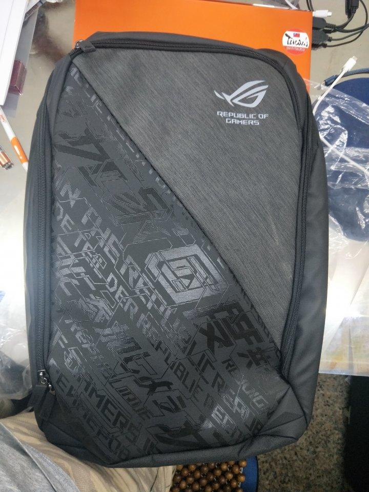 (降價)全新 華碩 電競筆電電腦後背包