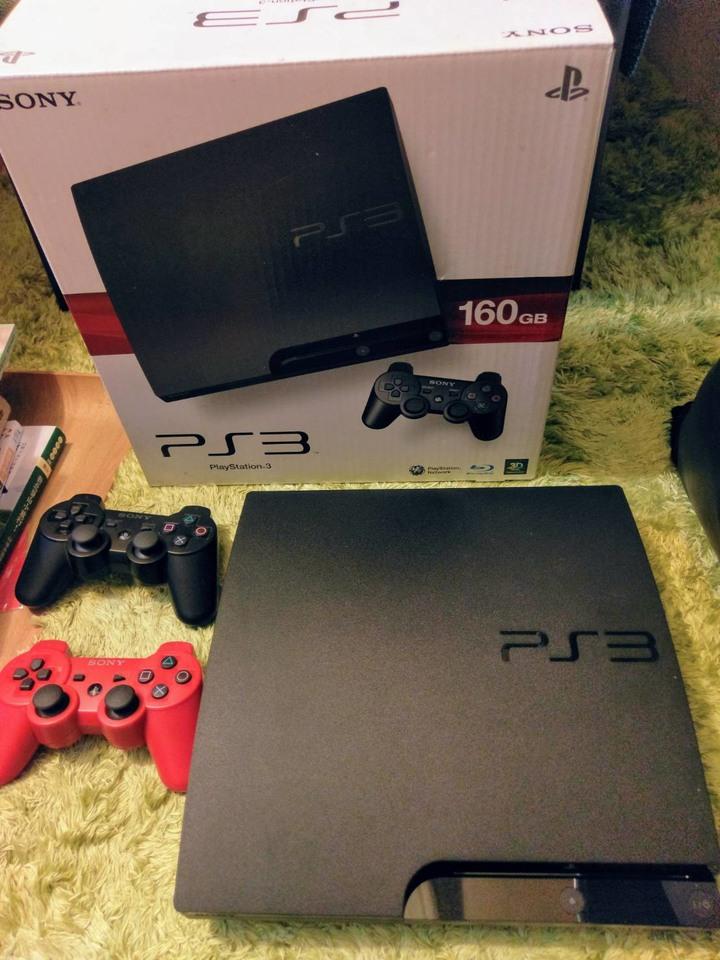 【售】PS3-3007  160G