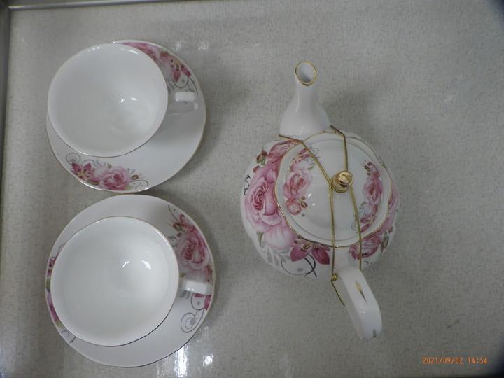 全新 點點漾滋味 hoyum古典 陶瓷 杯具 茶組 茶壺 茶杯 茶具