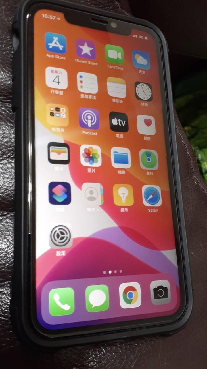 Iphone11 64g 黑色