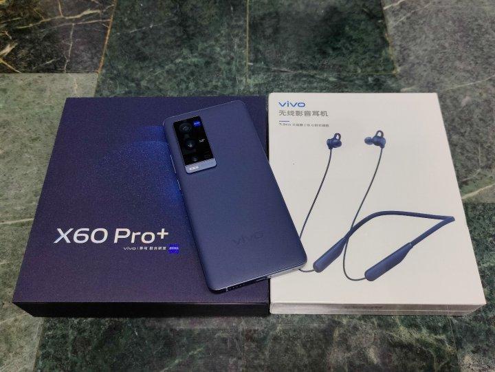 陸版x60t pro+ 素皮藍 (8+128g)