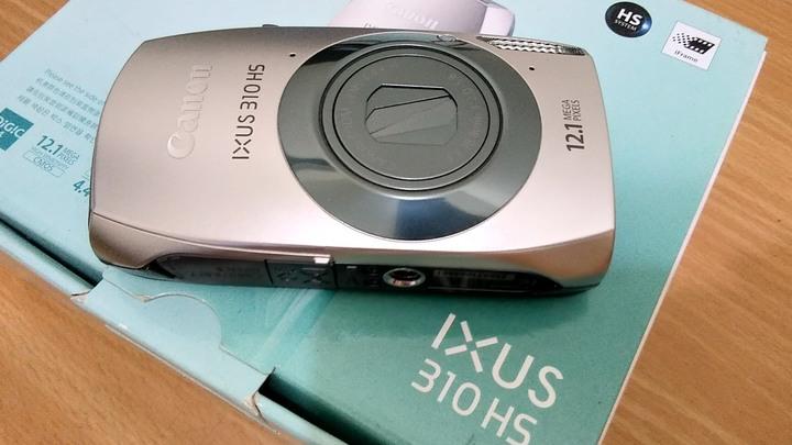 Canon 數位相機 IXUS 310 HS