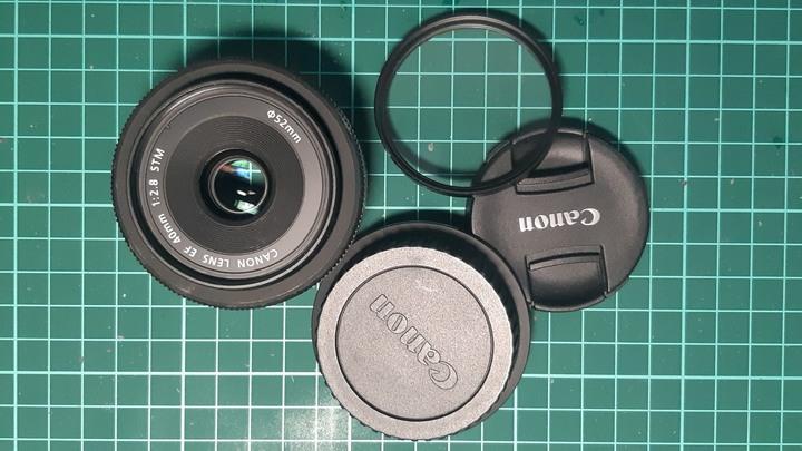 Canon EF 40mm F2.8