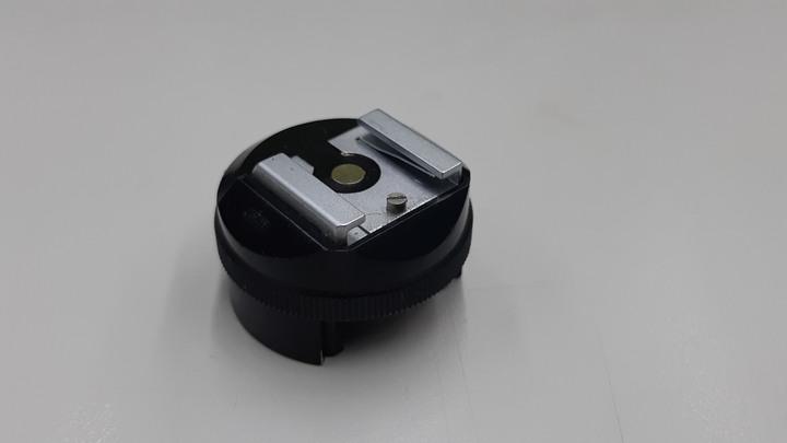 稀有 Nikon AS-1 閃燈轉接頭