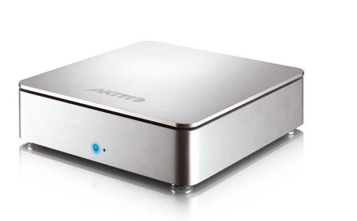 AKiTIO MyCloud One (MCS1-LN2SPS) 3.5寸 私有雲(銀色) 雲端網路伺服器 免運費