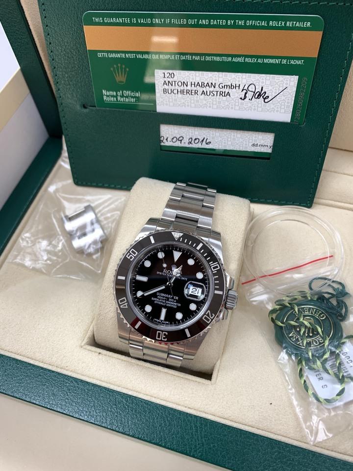 (2016)Rolex 116610LN