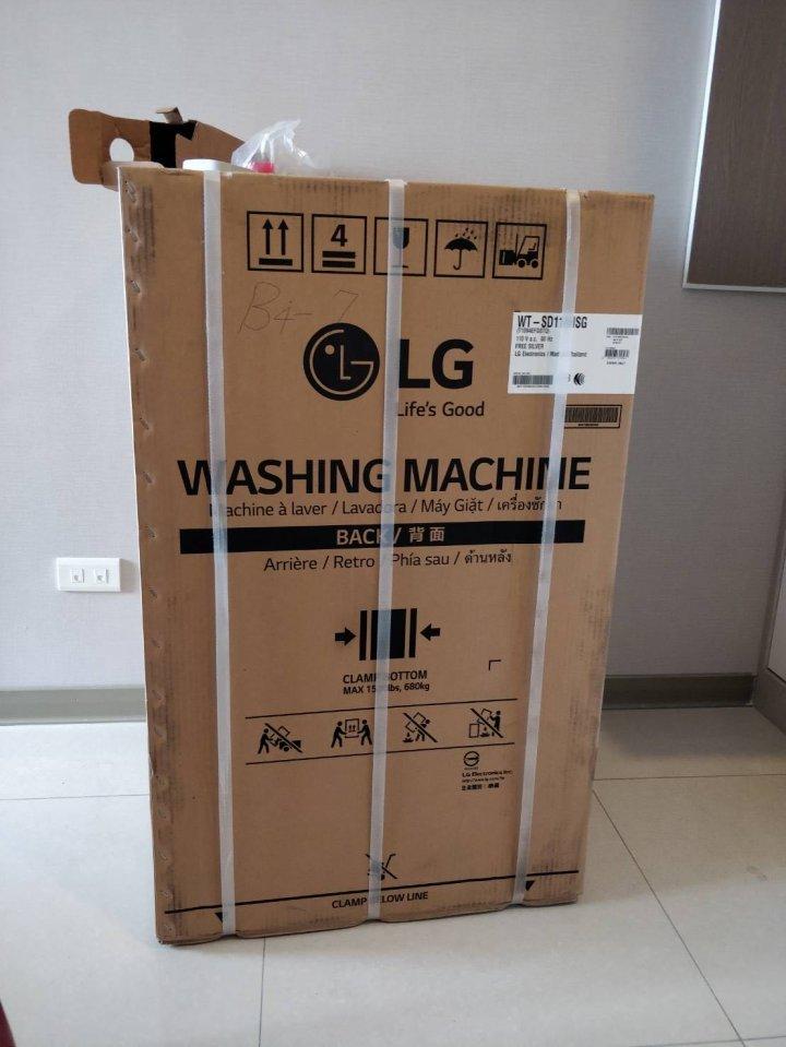WT-SD119HSG WiFi第3代DD直立式變頻洗衣機(極窄版) 不鏽鋼銀/11公斤洗衣容量