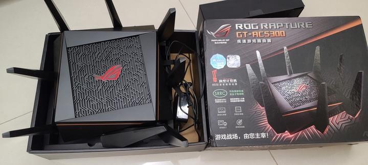 Asus ROG GT-AC5300