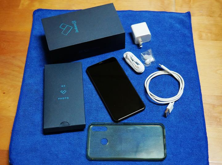 ASUS ZenFone 5 ZE620KL(4G/64G)深海藍