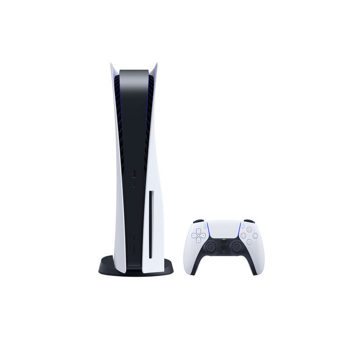 PS5光碟版+7片遊戲